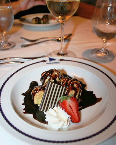 Royal Clipper Dessert