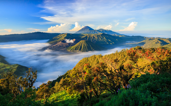 Mount Bromo Indonesia